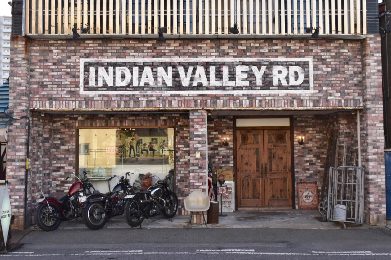 【RECOMMENDED STORE】INDIAN VALLEY RD